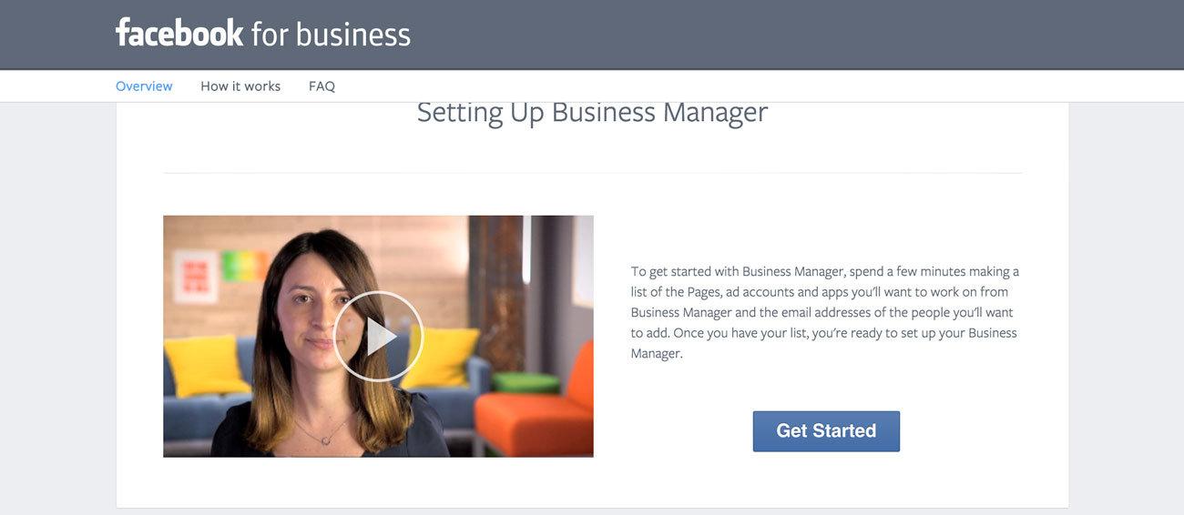 instagram reklam verme - facebook business kaydı