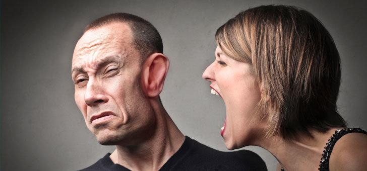 kızgın kadın