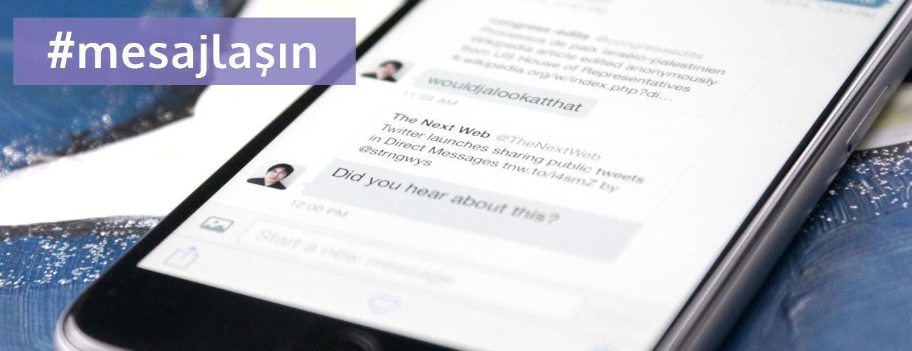 Twitter Mesaj - Ücretsiz Twitter Takipçi Kasma - Arttırma - Kazanma