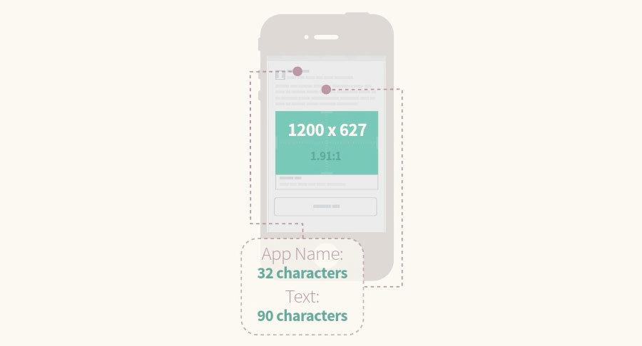 mobil uygulama facebook reklam ölçüleri