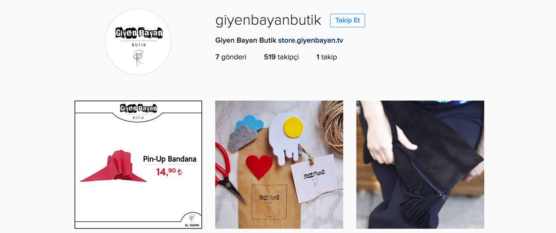 en iyi instagram butikleri - giyenbayanbutik