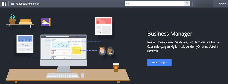 Facebook Bussiness hesabı açma - Kapatılan Facebook reklam hesabı nasıl açılır